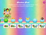 Rainbow Road Fairy Bow
