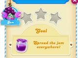 Jam levels