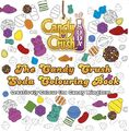 The Candy Crush Soda Colouring Book