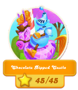 Chocolate Dipped Castle icon(old)
