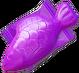 Purplefish wrapped