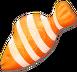 Orangefish striped