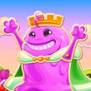 Bubblegumtroll back