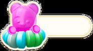Bubble progress bar