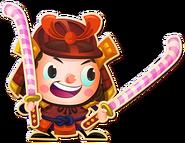Samurai kimmy loader