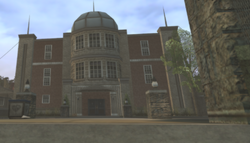 Residencia Harrington