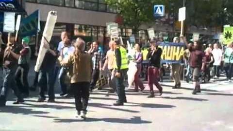 Hamppumarssi 2011 - Turku
