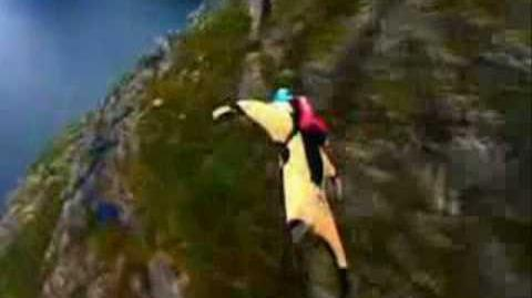 The best wing suit skydive from you tube PART1