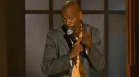 Dave Chapelle - Smokin Weed