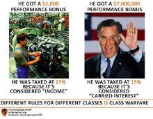 Mitt Romney tax rate