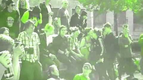 Aarhus Marijuana March 2011