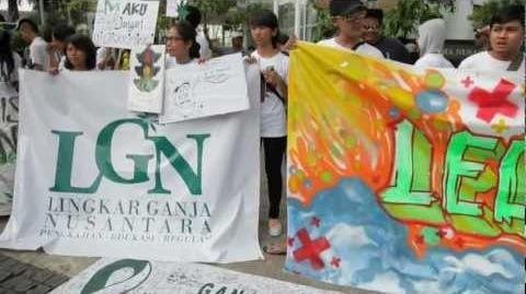 Global Marijuana March 2012 - Jakarta, Indonesia