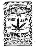 Seattle 1994 Hempfest 2