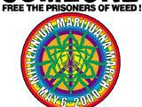 Global Marijuana March 2000 map