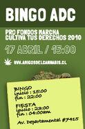 Santiago 2010 April 17 Bingo