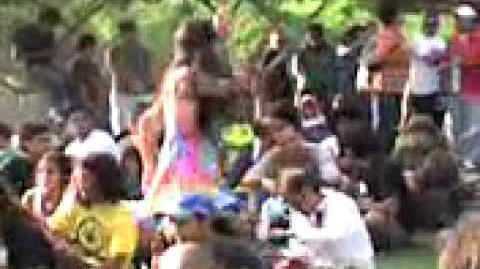 MARCHA MUNDIAL DE LA MARIHUANA PERÚ 2010