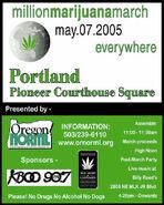 Portland 2005 GMM Oregon