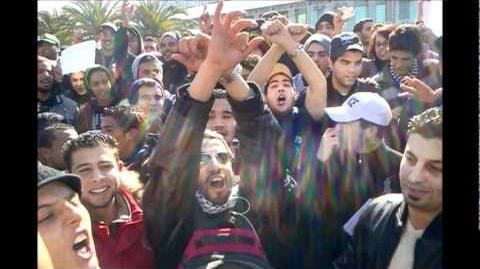Tunisia. Cannabis-related links