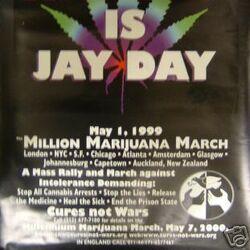 1999 Global Marijuana March