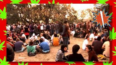 Canción de la Marcha Mundial de la Marihuana 2009 en Buenos Aires www.INFORMEPSICOACTIVO.com