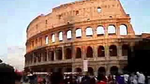 MiLLioN MaRiJuAnA MaRcH 08 Roma, Colosseo