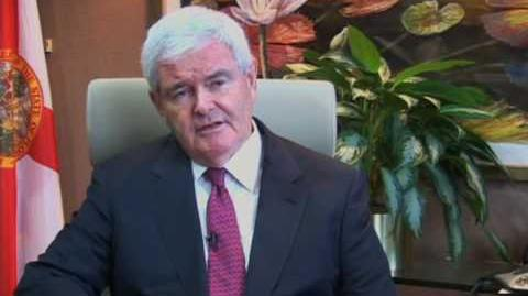 Newt Gingrich - Sounding the Alarm Against Medical Marijuana - Question 2