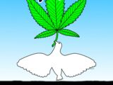 Global Marijuana March 2012 map
