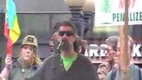 Seattle Marijuana Liberation March 08