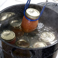 Canning technique step8