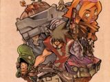Cannon Busters (comic)
