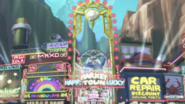 Happy Lucky Market Town