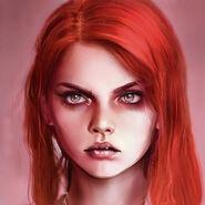 Elmekia portrait