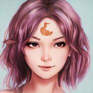 Shaula portrait