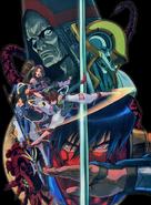 Strider limited edition artwork