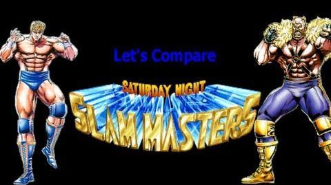 Let's Compare ( Saturday Night Slam Masters )