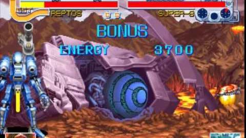 Cyberbots Santana Story