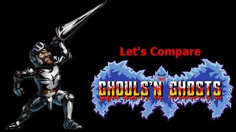 Let's Compare (Ghouls 'n Ghosts)