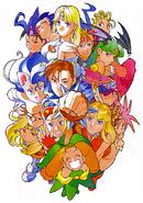 CapcomGirlsGroup
