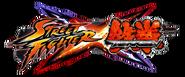 Street Fighter × Tekken logo