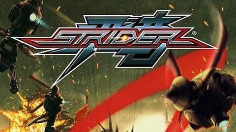 Strider Announcement trailer