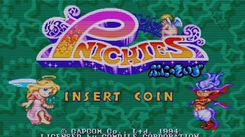 Pnickies (Arcade Game Intro)