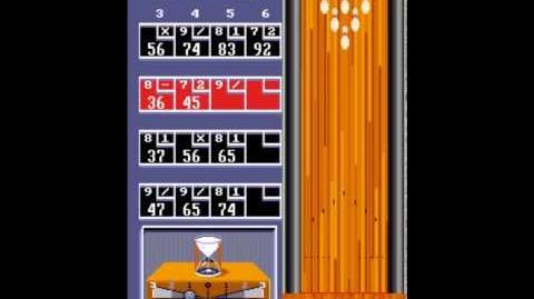 Capcom Bowling (Arcade)