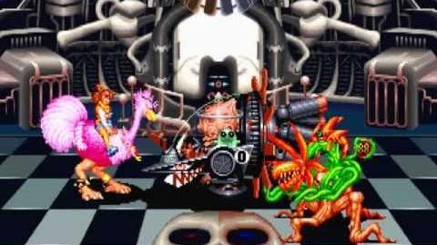 (Demo) バトルサーキット Battle Circuit (C)Capcom 1997