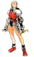 Plasma Sword Claire