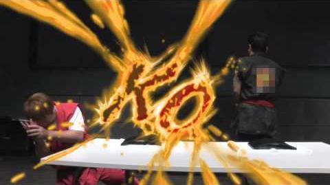 Street Fighter X Tekken Ono vs Harada HD video game trailer - PS3 X360