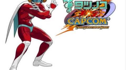 Tatsunoko VS Capcom - The OST - Theme of Polimar