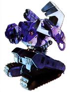 Cyberbots GP-V4 VISE