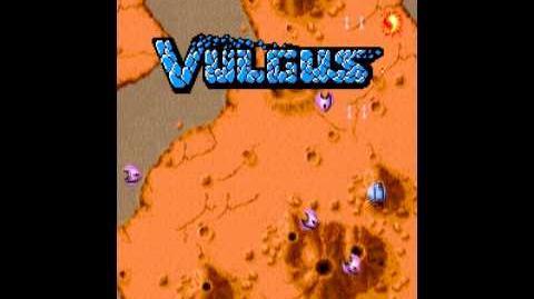 (Demo) バルガス Vulgus (C)Capcom 1984
