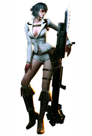 Lady 3D model DMC4.jpg