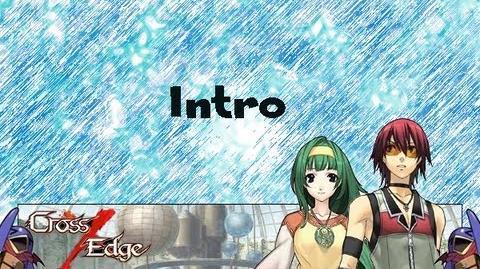 Cross Edge - Opening Scene HD
